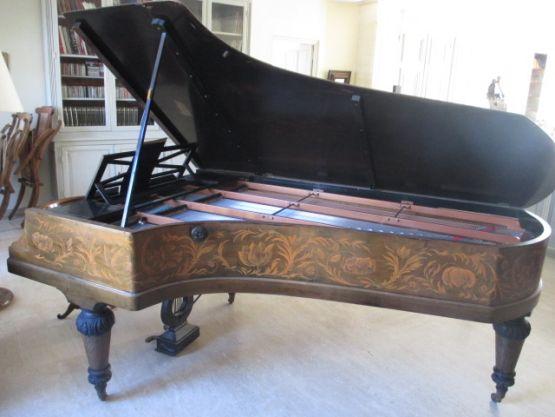 Фортепиано «Плейель», XIX в.