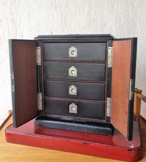 Ящик для сигар, XIX в.