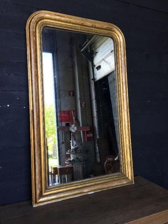 Зеркало эпохи Луи-Филиппа