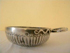 Серебряная чаша для вина, начало XIX в.