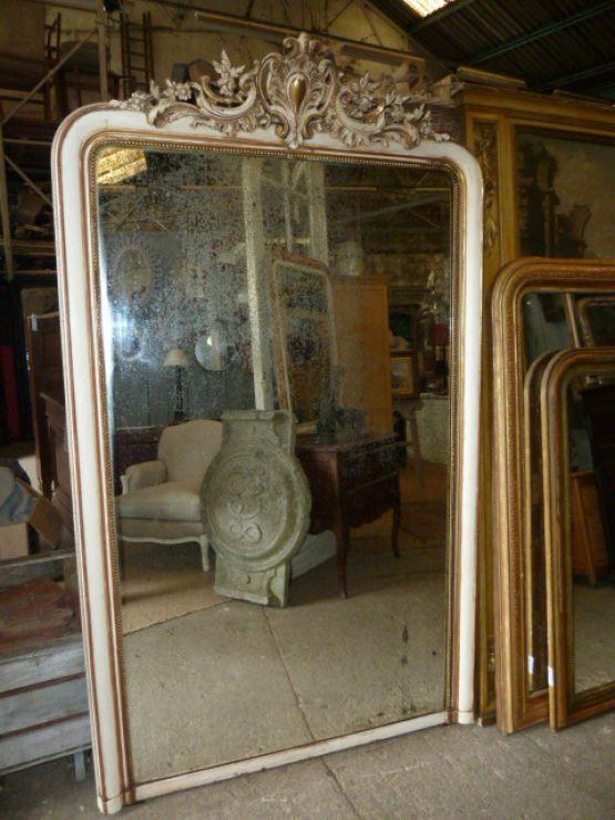Элегантное зеркало, около 1850 г.