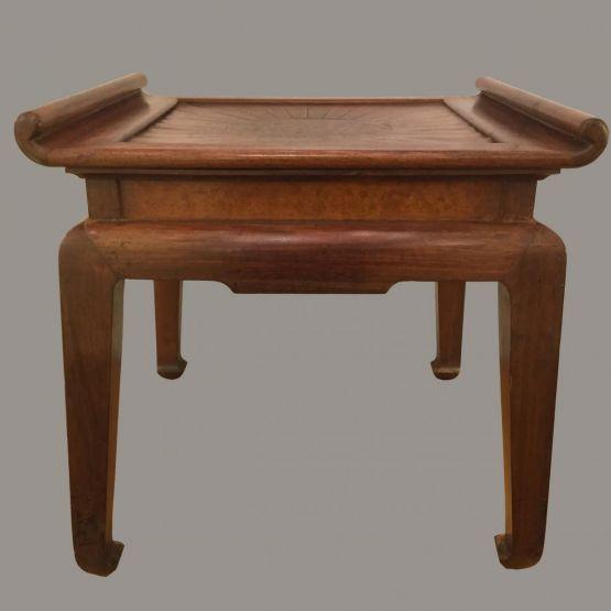 Низенький столик из палисандра, 1930-е гг.