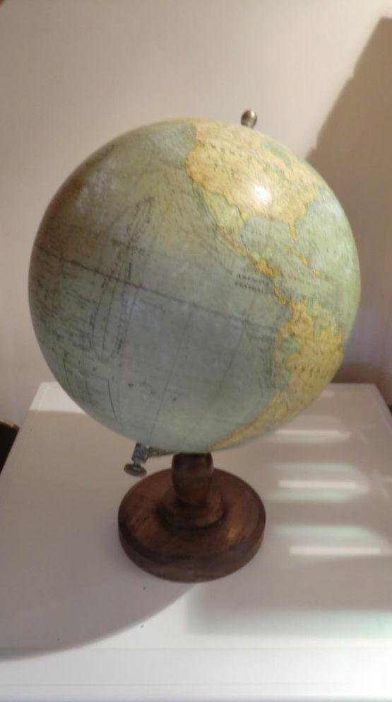 Глобус, 1930 г.